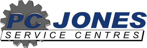 PC Jones Logo
