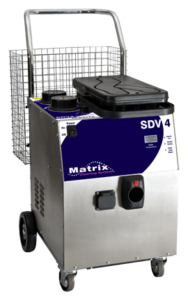 Matrix SDV45 dry steam cleaner