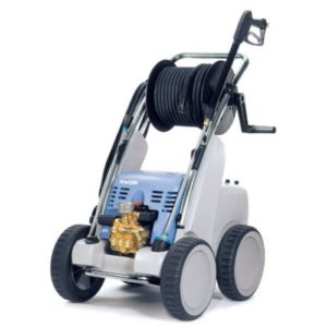 Kranzle Quadro Cold Pressure Washer With Hose Reel