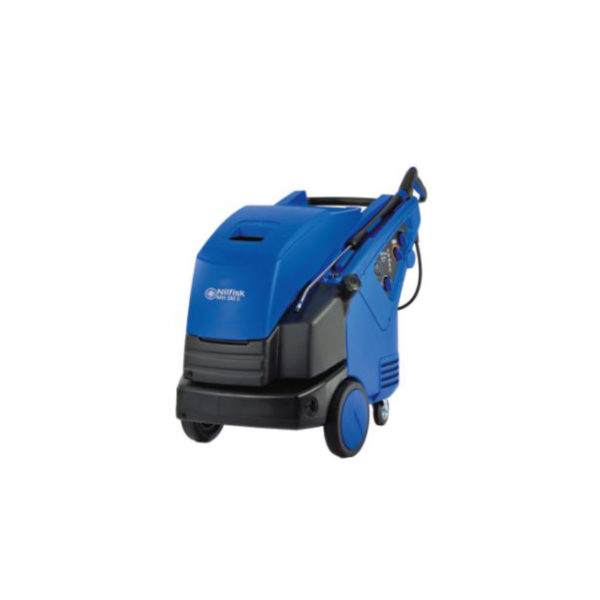 nilfisk neptune 3 blue hot steam cleaner