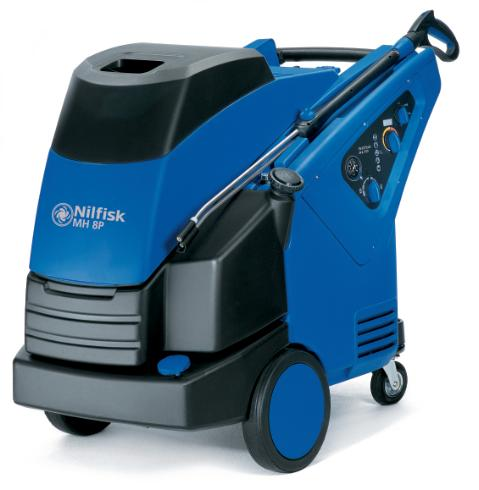 Nilfisk MH 8P steam cleaner