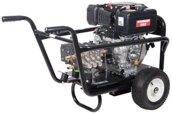 Rapier 15200 Diesel Cold Pressure Washer