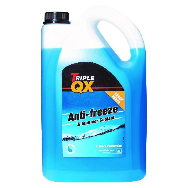Antifreeze solution