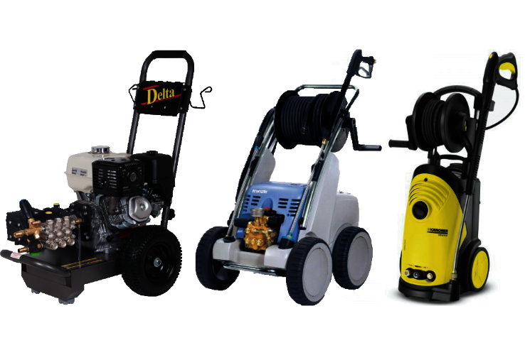 Top 3 cold pressure washers
