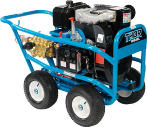 THOR TT41200DHE Combustion Pressure Washer